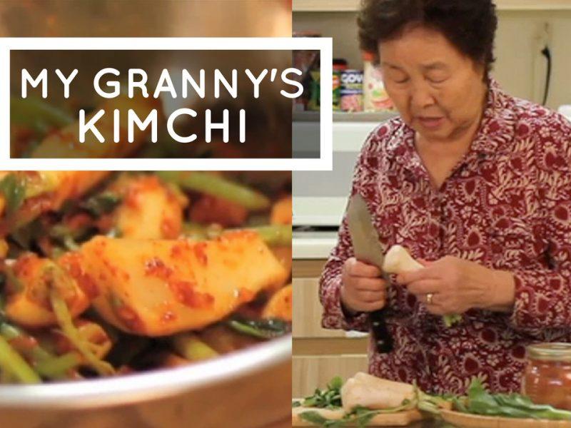 Korean Kimchi (PILOT EPISODE)