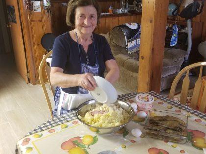 10/13: Grandma's Gnocchi