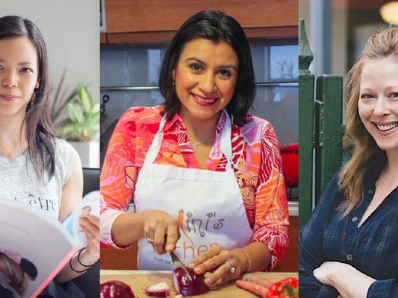 PAST: Women in Food: Panel Discussion with Clinton Street Baking Co, Cherrybombe, Shalini's Kitchen